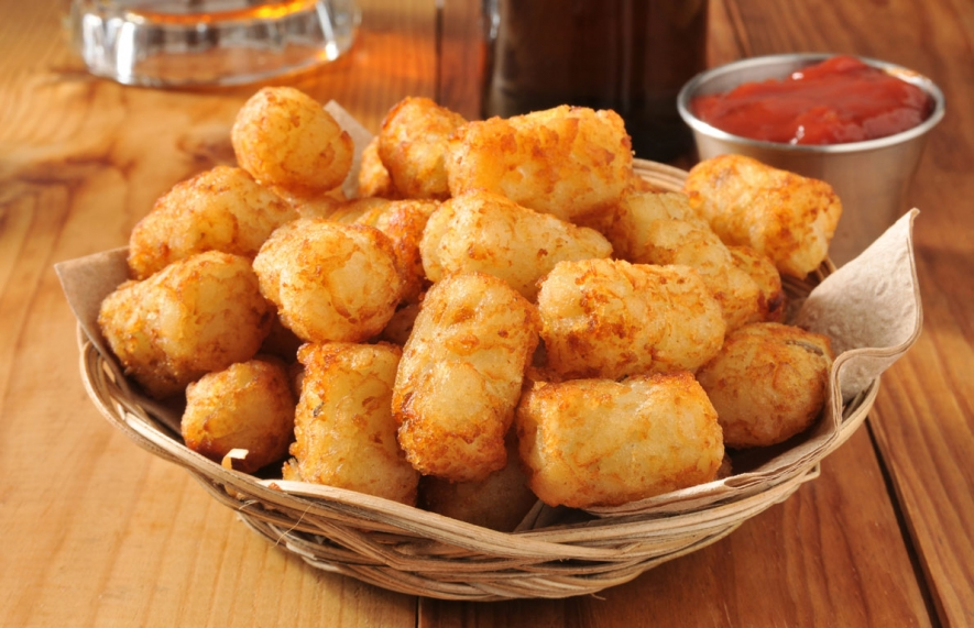 Tater Tots: All Grown Up and Featured on a Menu Near You
