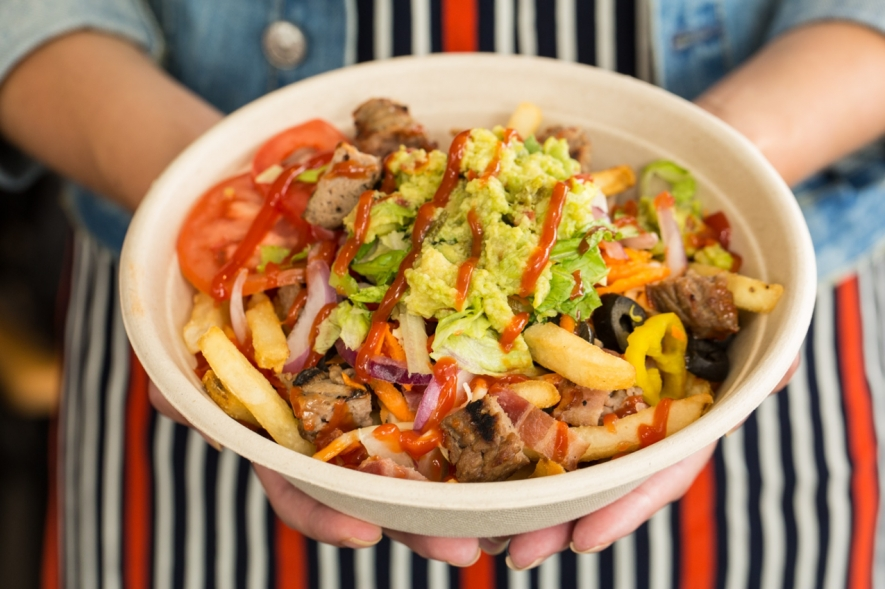 Bowls-a-plenty - How One Canadian Burger Joint is Ditching the Bun for a Bowl of Fun.
