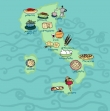 Craving Italian? Grab a Map as we explore Five of the Country's Culinary Regions.