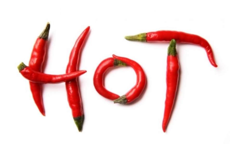 Some Like It Hot. Some Like It Hotter. Spicy Foods Are Making A Comeback.