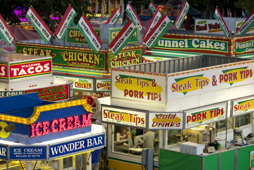 Deep Fried Debauchery - 4 Fried Foods Only Found in American State Fairs