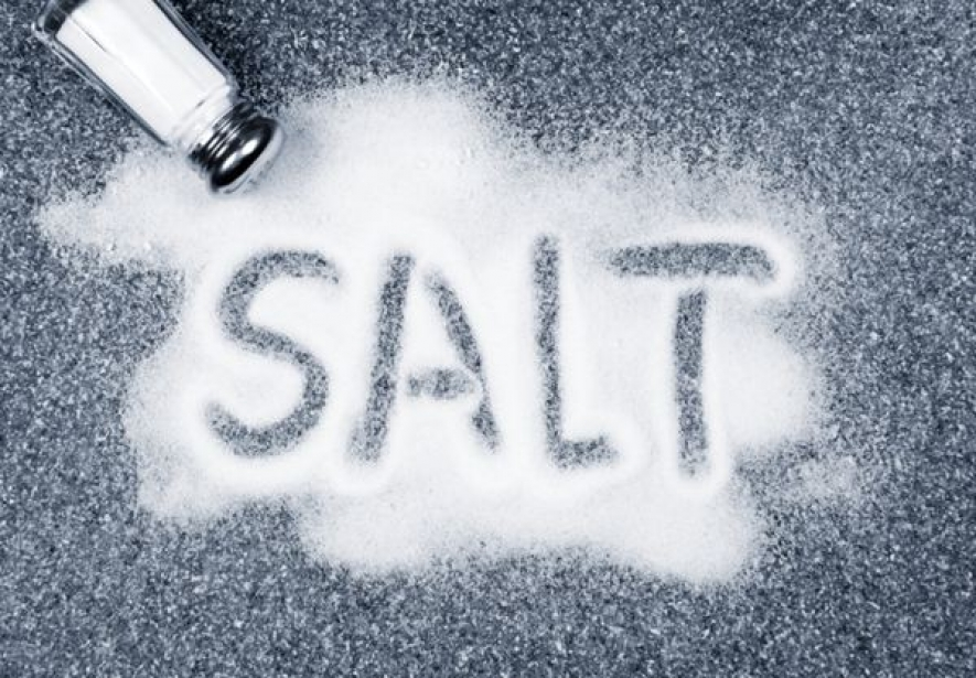 Pass (on) the Salt - How Cutting Back on Sodium is a Great Idea That Few are Caring About