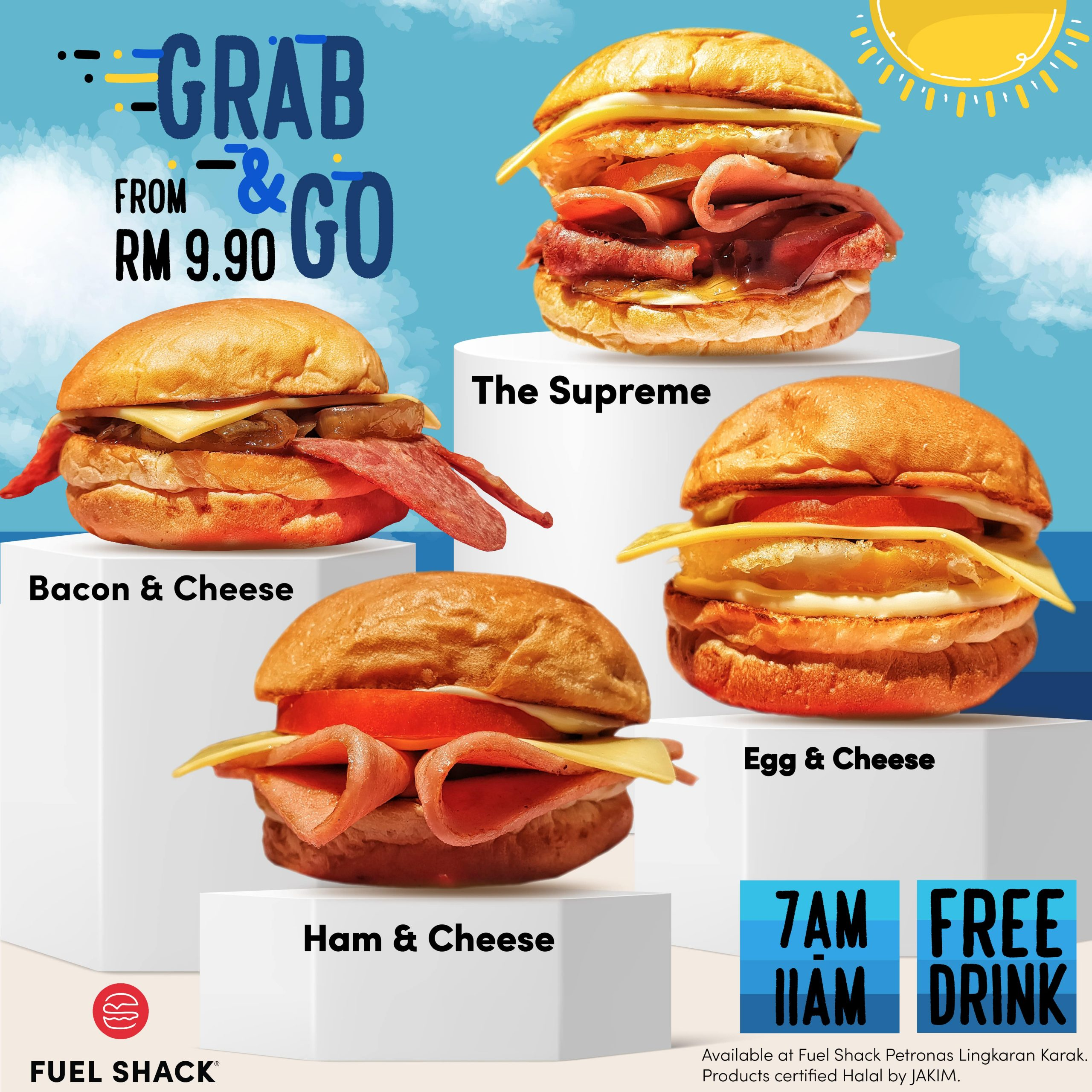 A New Grab & Go Breakfast Menu That Will Blow Your Mind